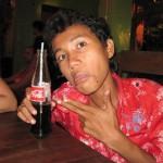 A child's cambodia