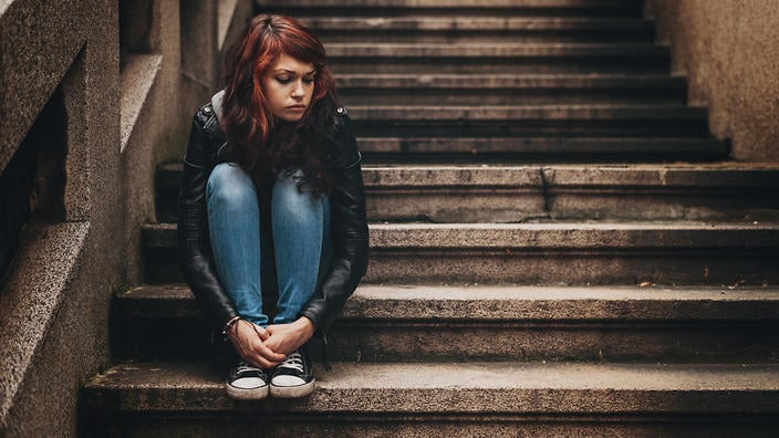 I was homeless at 17, and what I learned was that no one listens to our youth