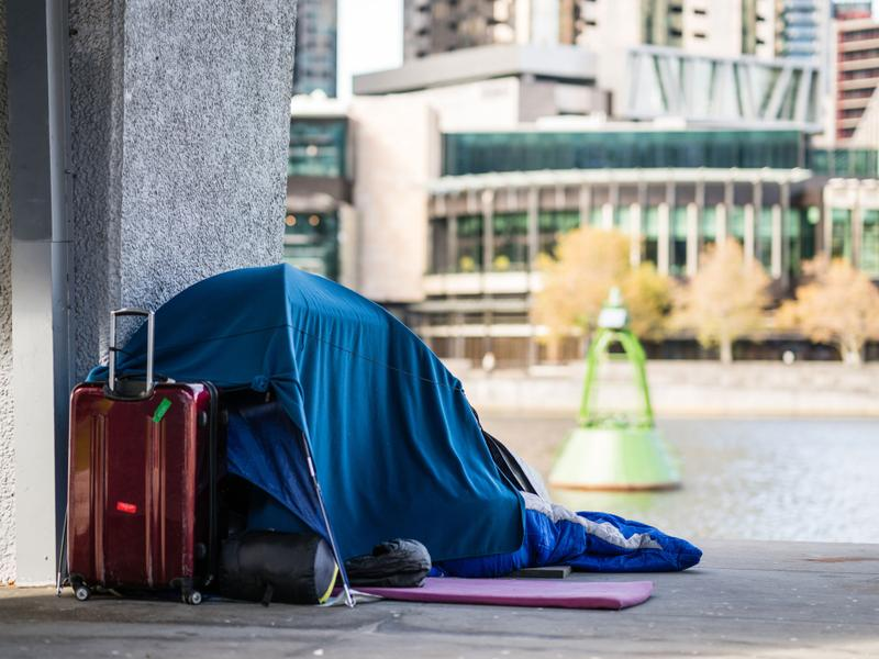 Victoria launches $45 million homeless action plan