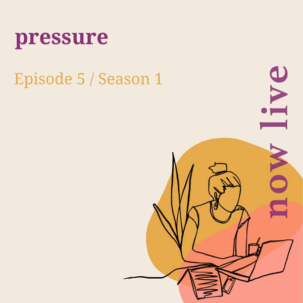 Pressure i made the thing podcast